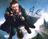 "Daniel Radcliffe Signed ""Harry Potter"" 8x10 Photo (PSA COA) at PristineAuction.com"