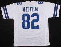 Jason Witten Signed Jersey (Beckett Hologram & Witten Hologram) at PristineAuction.com