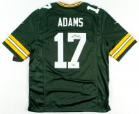 Davante Adams Signed Packers Jersey (Fanatics Hologram) at PristineAuction.com