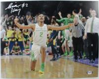 Louis King Signed Oregon Ducks 11x14 Photo (PSA Hologram) at PristineAuction.com