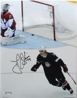 T. J. Oshie Signed Team USA 11x14 Photo (PSA Hologram) at PristineAuction.com