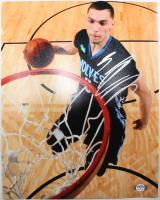 Zach LaVine Signed Timberwolves 11x14 Photo (PSA Hologram) at PristineAuction.com