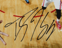 Dwight Howard Signed Rockets 11x14 Photo (PSA Hologram) at PristineAuction.com