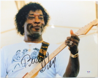 Buddy Guy Signed 11x14 Photo (PSA Hologram) at PristineAuction.com
