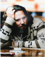 "Jeff Bridges Signed ""The Big Lebowski"" 11x14 Photo (PSA Hologram) at PristineAuction.com"