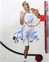 Brice Johnson Signed North Carolina Tar Heels 11x14 Photo (PSA Hologram) at PristineAuction.com