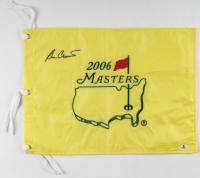 Ben Crenshaw Signed 2006 The Masters Golf Flag (Beckett Hologram) at PristineAuction.com