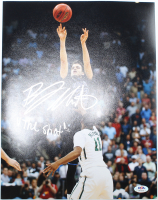 """R.J. Hunter Signed Georgia State Panthers 11x14 Photo Inscribed """"The Shot"""" (PSA Hologram) at PristineAuction.com"""