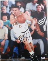 Jason Kidd Signed California Golden Bears 11x14 Photo (PSA Hologram) at PristineAuction.com
