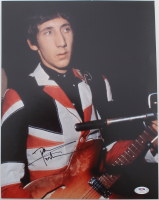"Pete Townshend Signed ""The Who"" 11x14 Photo (PSA Hologram) at PristineAuction.com"