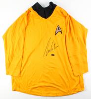 William Shatner Signed Prop Replica Uniform Shirt (Radtke COA) at PristineAuction.com