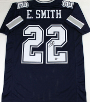 Emmitt Smith Signed Jersey (Beckett COA & Prova Hologram) at PristineAuction.com