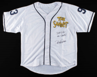 """Patrick Renna Signed Jersey Inscribed """"You're Killin' Me Smalls!"""" (Beckett Hologram) at PristineAuction.com"""