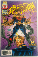 "Stan Lee Signed 1997 ""The Amazing Spider-Man"" Issue #420 Marvel Comic Book (Lee COA) at PristineAuction.com"