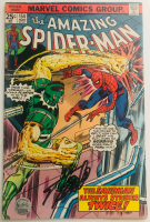 """Stan Lee Signed 1976 """"The Amazing Spider-Man"""" Issue #154 Marvel Comic Book (Lee COA) at PristineAuction.com"""