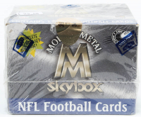2000 Skybox Molten Metal Football Factory Set at PristineAuction.com