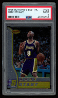 Kobe Bryant 1996-97 Bowman's Best #R23 RC (PSA 9) at PristineAuction.com