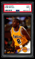 Kobe Bryant 1996-97 Hoops #281 RC (PSA 9) at PristineAuction.com