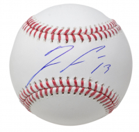 Ronald Acuna Jr. Signed OML Baseball (JSA COA) at PristineAuction.com