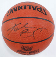 Kobe Bryant Signed Official NBA Game Ball Series Basketball (PSA Hologram & Beckett LOA) at PristineAuction.com