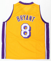 Kobe Bryant Signed Jersey (PSA Hologram & Beckett LOA) at PristineAuction.com