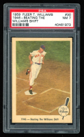 Ted Williams 1959 Fleer #30 Beating Williams Shift (PSA 7) at PristineAuction.com