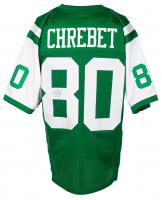 Wayne Chrebet Signed Jersey (JSA COA) at PristineAuction.com