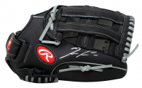 Ronald Acuna Jr. Signed Rawlings Baseball Glove (JSA COA) at PristineAuction.com