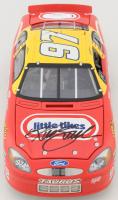 Kurt Busch Signed LE #97 Little Tikes 2002 Taurus 1:24 Diecast Car (JSA COA) at PristineAuction.com