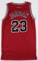 Michael Jordan Signed Bulls Jersey (JSA ALOA & UDA Hologram) at PristineAuction.com
