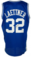 Christian Laettner Signed Jersey (PSA Hologram & Beckett COA) at PristineAuction.com