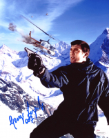 "George Lazenby Signed ""On Her Majesty's Secret Service"" 8x10 Photo Inscribed ""007"" (JSA COA) at PristineAuction.com"