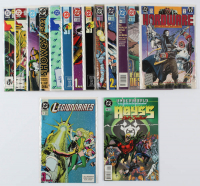 Lot of (15) DC Comic Books with Legionnaires, Gotham Nights, Black Condor at PristineAuction.com