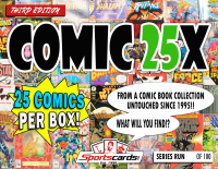"Sportscard.com ""COMIC BOOK 25X SERIES"" MYSTERY BOX – (25) COMICS PER BOX! 3rd Edition at PristineAuction.com"