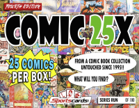"Sportscard.com ""COMIC BOOK 25X SERIES"" MYSTERY BOX –(25) COMICS PER BOX! 4th Edition at PristineAuction.com"