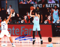 Tyler Herro Signed Heat 8x10 Photo (JSA COA) at PristineAuction.com