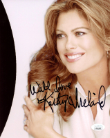 "Kathy Ireland Signed 8x10 Photo Inscribed ""With Love"" (JSA COA) at PristineAuction.com"