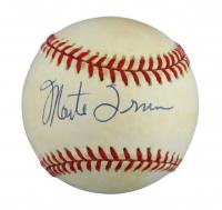 Monte Irvin Signed ONL Baseball (JSA COA) at PristineAuction.com