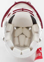 Kyler Murray Signed Cardinals Full-Size Authentic On-Field Matte White Speed Helmet (JSA COA) at PristineAuction.com