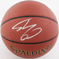 Shaquille O'Neal Signed NBA Basketball (Schwartz COA) at PristineAuction.com