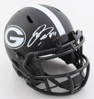 Jake Fromm Signed Georgia Bulldogs Eclipse Alternate Speed Mini Helmet (Beckett COA) at PristineAuction.com