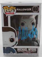 "Nick Castle Signed ""Halloween"" #03 Michael Myers Funko Pop! Vinyl Figure (PSA Hologram) at PristineAuction.com"
