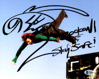 "Jeff Hardy Signed 8x10 Photo Inscribed ""Rock On & Stay Safe!"" (Beckett COA) at PristineAuction.com"