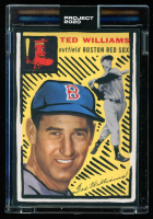 Ted Williams 2020 Topps Project 2020 #246 / Joshua Vides (Project 2020 Encapsulated) at PristineAuction.com