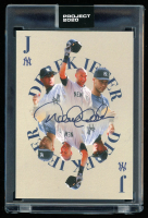 Derek Jeter 2020 Topps Project 2020 #235 / Oldmanalan (Project 2020 Encapsulated) at PristineAuction.com