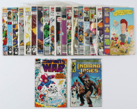 Lot of (20) Marvel Comic Books Issues Ranging from #1 - #427 at PristineAuction.com