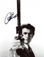 """Clint Eastwood Signed """"Dirty Harry"""" 8x10 Photo (JSA LOA) at PristineAuction.com"""