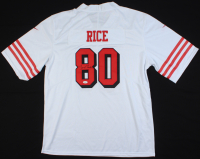 Jerry Rice Signed 49ers Jersey (JSA COA) at PristineAuction.com