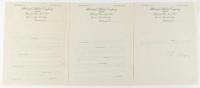 Barney Dreyfuss Signed 1911 Letter (JSA LOA) at PristineAuction.com