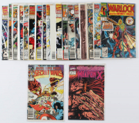 Lot of (20) Marvel Comic Books Issues Ranging from #1 - #375 at PristineAuction.com
